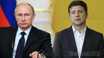 Звонки Путину и Макрону: как Зеленский решает проблему Донбасса
