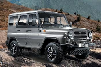 7 поводов купить УАЗ и отказаться от Land Rover и Mercedes
