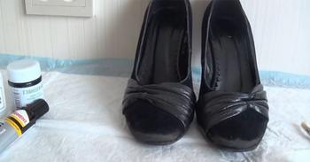 Реставрация любимой обуви