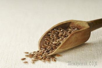 Польза и вред от употребления семян льна