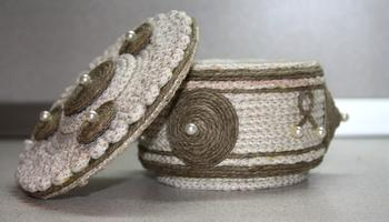 Поделки из веревки и шпагата своими руками