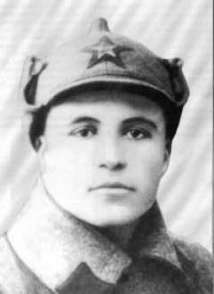 Советский танкист-рекордсмен Дмитрий Лавриненко