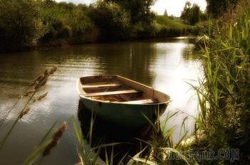 Моя лодка (Стих)