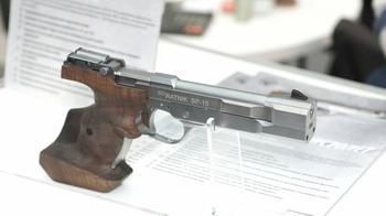 Спортивный пистолет СП-15 «Соратник»