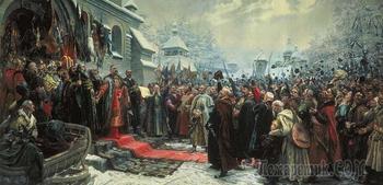 Славянский разлом: украинско-польское иго в России.