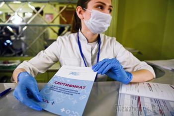 Жители Германии приезжают в Россию за вакцинами