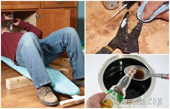 10 очень полезных лайфхаков, которые облегчат ремонт и генеральную уборку