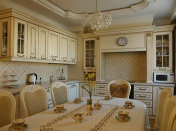 Моя кухня: парадная, классическая