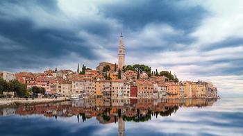 Сказочный Ровинь: один из самых итальянских городов Хорватии