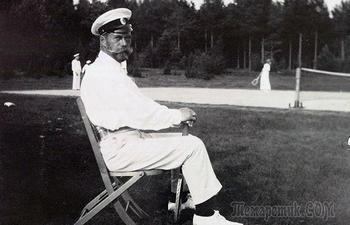 Как развлекался император Николай II и его семья