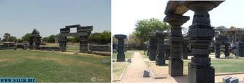 Каменные чудеса форта Варангал. Индия