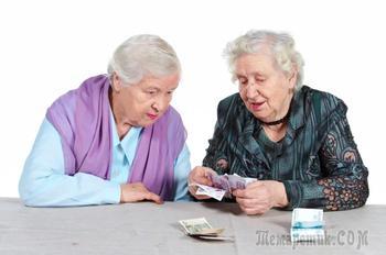 Перерасчет пенсии пенсионерам по уходу за детьми