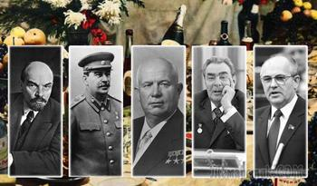 Кремлёвские гурманы: что подавали на стол советским вождям