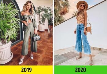 Тенденции, которые выйдут из моды в 2020 году