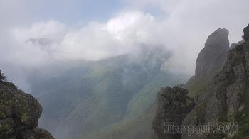 Стара-Планина 2018. 06. Хижа Мазалат – хижа Тыжа