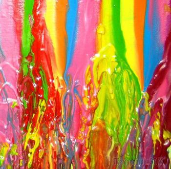 Как добавить в свою жизнь красок с помощью арт-терапии