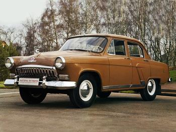 ГАЗ-21 и Москвич-412: значение цифр и индексов автомобилей в СССР