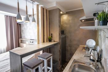7 приемов, чтобы сделать кухню просторнее