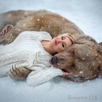 Медведь Степан и сказочные образы