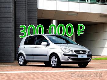 Когда Соляриса еще не было: стоит ли покупать Hyundai Getz за 300 тысяч рублей