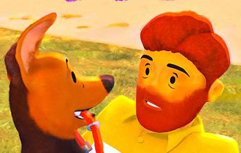 Роскомнадзор предупредил Disney о недопустимости вредного для детей контента из-за мультика