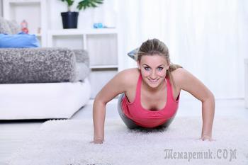 10 эффективнейших упражнений для упругой и подтянутой груди