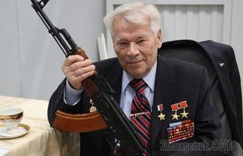 100-летие Калашникова: самые яркие разработки Михаила Тимофеевича
