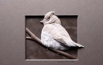 Удивительные объемные скульптуры от канадского художника
