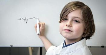 Юный гений: 8-летний мальчик из Бельгии поступает в университет
