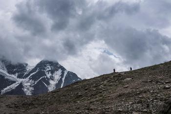 Горы. Приэльбрусье.
