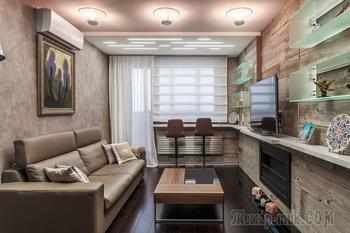 Типовая квартира в Москве
