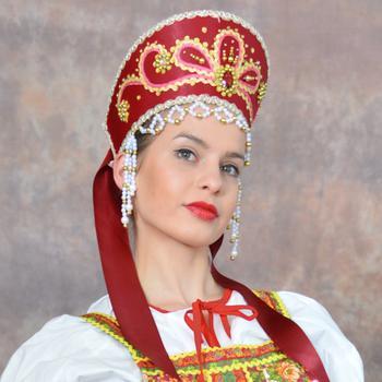 Усерязи, колты и другие украшения, которые носили модницы-простолюдинки в Древней Руси