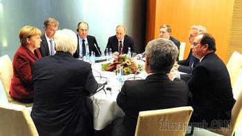 Париж ждет: названа дата «нормандского саммита»