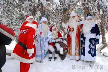 К нам стучится Новый год и приходит Дед Мороз!