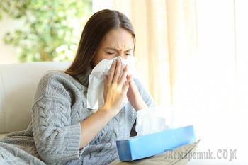 13 способов уменьшить приступы аллергии в помещении