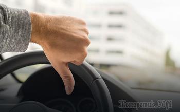 10 ошибок автомобилиста — никогда не делайте этого