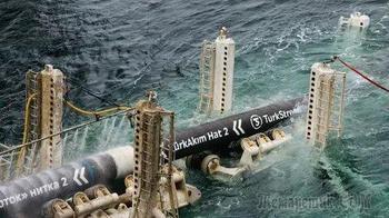 Греция и Северная Македония начали получать российский газ по «Турецкому потоку»