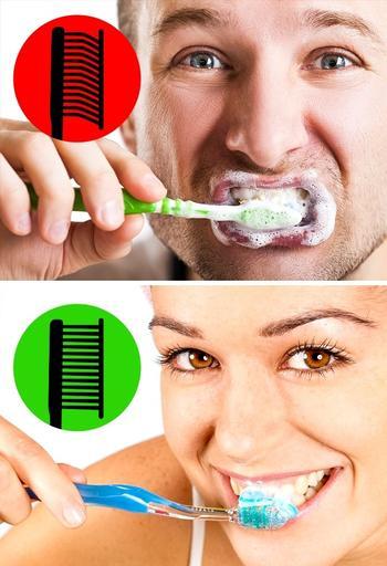 8 ошибок в уходе за зубами, которые совершает каждый из нас
