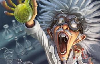 15 безумных научных экспериментов, в реальность которых сложно поверить