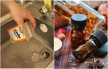 10 способов избавиться от отвратительного запаха в кухонной раковине