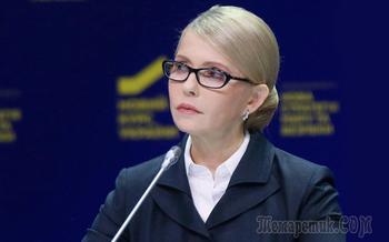 Планы Тимошенко: вернуть Крым и вступить в НАТО