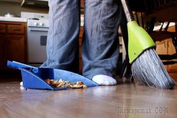 7 бытовых привычек, которые присущи настоящих чистюлям