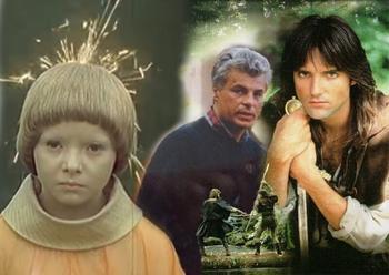 Зарубежные сериалы, которые шли на советском ТВ