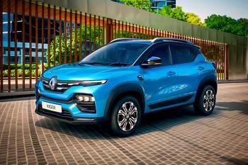 Новый Renault Kiger: Стиль — снаружи, простота — внутри