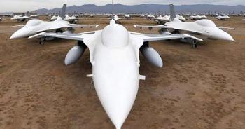 Самое большое в мире кладбище авиатехники стоимостью 35 миллиардов баксов