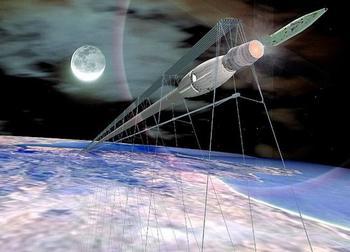 Безумные космические технологии будущего