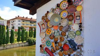 В северной части Болгарии. 1. Троян – столица болгарской керамики