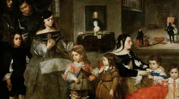 Веласкес, его раб и его зять: ученики великого испанца