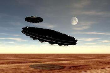 Уфологи предупредили о скором вторжении инопланетян на Землю - это может может случится уже в декабре...