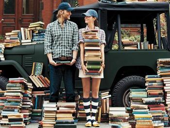 Люди читают книги...фотографии и цитаты о чтении, стихи